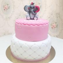 Gâteau Petit Elephant