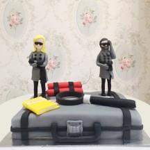 Gâteau Espions