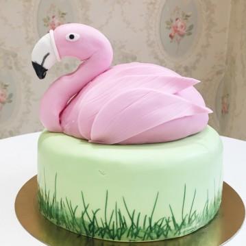 Gâteau Flamand Rose