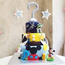 Gâteau Mix Disney