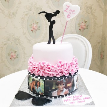 Gâteau Dirty Dancing