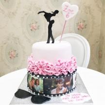 Gâteau Dirty Dancing