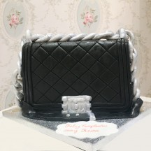 Gâteau Sac Couture Chaine