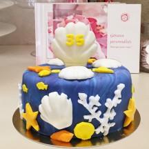 Gâteau Océan