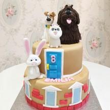 Gâteau Pets