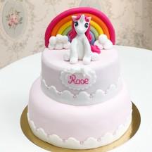 Gâteau Licorne GM