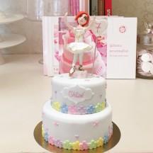 Gâteau Ballerina