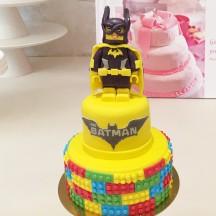 Gâteau Lego Batgirl