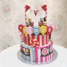 Gâteau Stands Kermesse