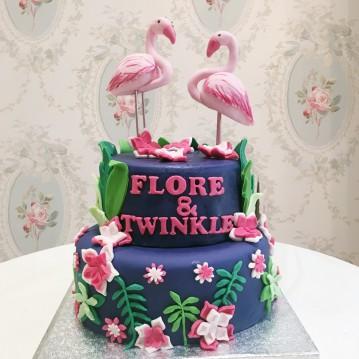 Gâteau Flaant Rose PM
