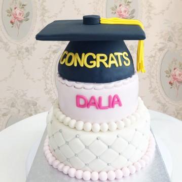 Gâteau Diplomés