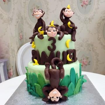 Gâteau Singes PM