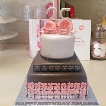 Gâteau Fleurs PM