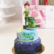 Gâteau Peter Pan Sculpture