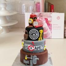 Gâteau Escape Game