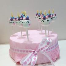 Cakepops Licorne