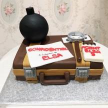 Gâteau Détective