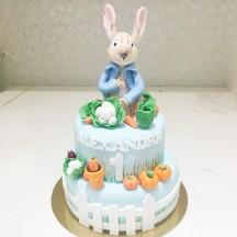 Gâteau Pierre Lapin