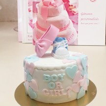Gâteau Boy or Girl