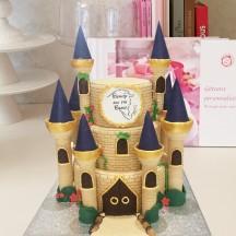 Gâteau Chateau La Belle & la Bête