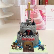 Gâteau Excalibur