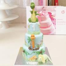 Gâteau Dino Mignons