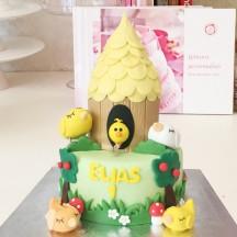 Gâteau Piou-Piou