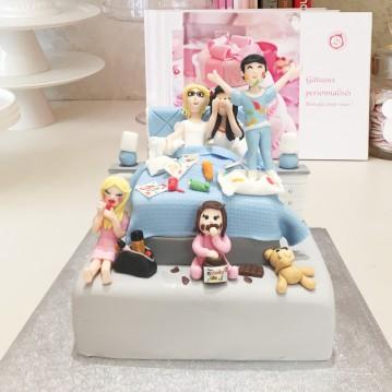 Gâteau Anniversaire Mariage