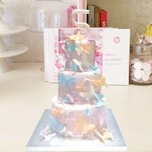 Gâteau Papillons 2