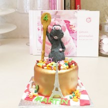Gâteau Ratatouille