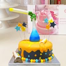 Gâteau Petit Chimiste