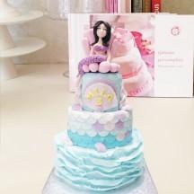 Gâteau Sirene Sculptée GM