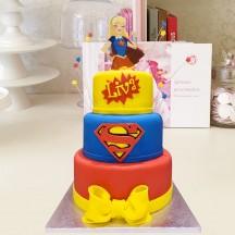 Gâteau SuperGirls