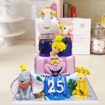 Gâteau Fan de Disney