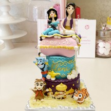 Gâteau Aladdin