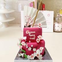 Gâteau Soleil Levant