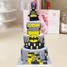 Gâteau Batman Lego GM
