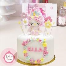 Gâteau Licorne Hello Kitty
