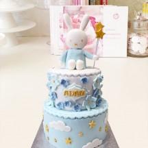 Gâteau Miffy