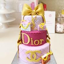 Gâteau Sac de luxe