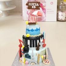 Gâteau Autour du Monde