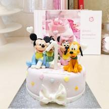 Gâteau Bebe Disney