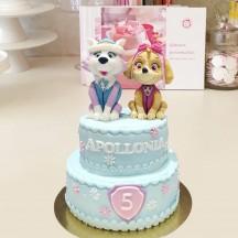 Gâteau Everest et Stella