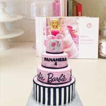 Gâteau Barbie Poupée