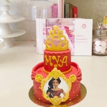 Gâteau Elena d'Avalor