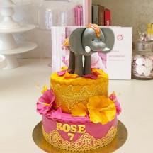 Gâteau Bollywood