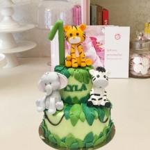 Gâteau Jungle KawaÏ