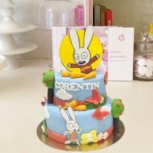 Gâteau Simon Lapin