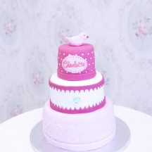 Gâteau Pièce montée Piou Piou