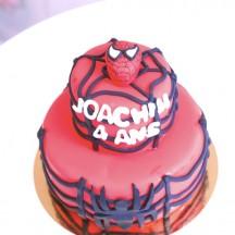 Gâteau Superhéros  - Spiderman PM
